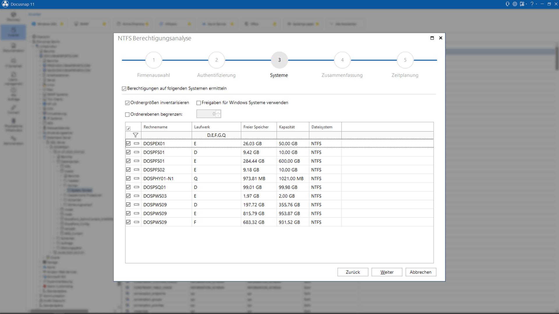 Berechtigungsanalyse NTFS-Berechtigungen auslesen und visualisieren