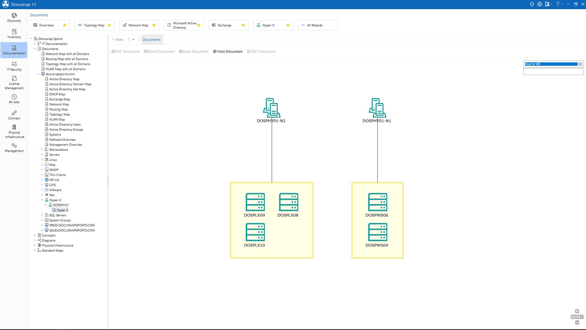 Screenshot: Hyper-V Documentation